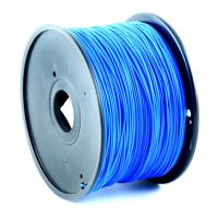 gembird abs plastic filament gia 3d printers 175 mm blue photo