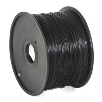 gembird abs plastic filament gia 3d printers 175 mm black photo
