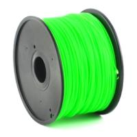 gembird abs plastic filament gia 3d printers 175 mm green photo