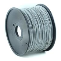 gembird abs plastic filament gia 3d printers 3 mm gray photo
