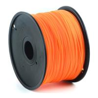 gembird pla plastic filament gia 3d printers 3 mm orange photo