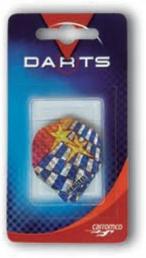 dart 3 flights metalic photo