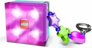 lego friends led key light with charms purple photo