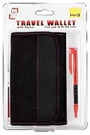 logic3 dsl travel wallet dlx case stylus photo