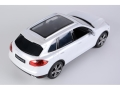 rc car porsche cayenne s 1 14 with license white extra photo 2