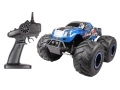 rc monster truck lk series racing land king 1 8 24g blue extra photo 3