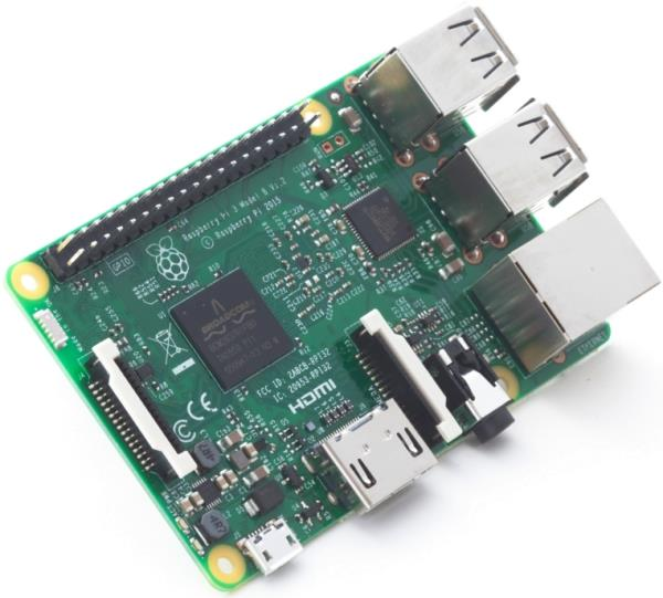 mitriki raspberry pi 3 model b photo
