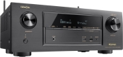 denon avr x2400h black photo
