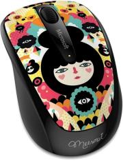 microsoft wireless mobile mouse 3500 artist muxxi photo