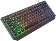 pliktrologio fury nfu 1238 hurricane tkl rainbow backlight gaming