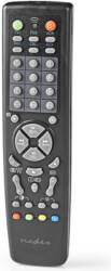 nedis tvrc2100bk universal remote control pre programmed control 10 devices photo