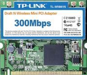 tp link tl wn961n draft n wireless mini pci adapter photo