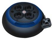 brennenstuhl comfort line cl s 4socket blue black photo