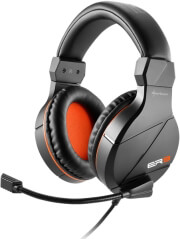sharkoon rush er3 gaming stereo headset black