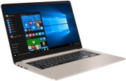 laptop asus vivobook s15 s510ua bq462 156 fhd intel core i7 8550u 8gb 256b free dos gold photo