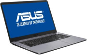 laptop asus vivobook x505za ej668 156 fhd amd ryzen 5 2500u 4gb 1tb free dos grey photo