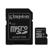 kingston sdcs 16gb canvas select 16gb micro sdhc uhs i class 10 sd adapter photo