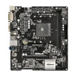 mitriki asrock ab350m hdv retail photo