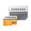 samsung mb mp128ga eu evo 128gb micro sdxc class 10 adapter photo