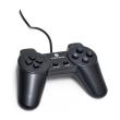vinyson usb game controller for pc black photo