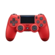 ps4 dualshock 4 wireless controller v2 red photo