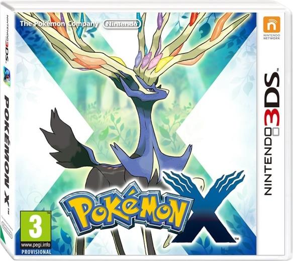 pokemon x photo