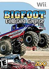 bigfoot collision course photo